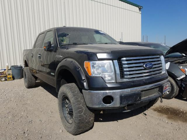 Ford F150 Super salvage cars for sale: 2012 Ford F150 Super