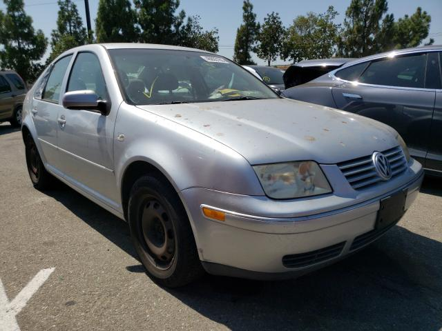 Salvage cars for sale from Copart Rancho Cucamonga, CA: 2004 Volkswagen Jetta