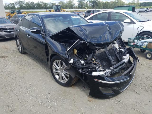 Hyundai Genesis salvage cars for sale: 2014 Hyundai Genesis