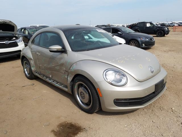 Volkswagen salvage cars for sale: 2013 Volkswagen Beetle