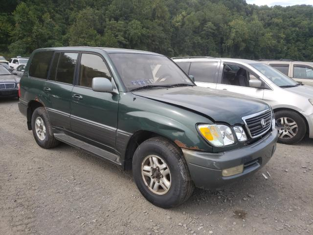 Salvage cars for sale from Copart Marlboro, NY: 1999 Lexus LX