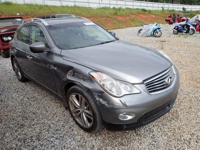 Infiniti EX37 Base salvage cars for sale: 2013 Infiniti EX37 Base