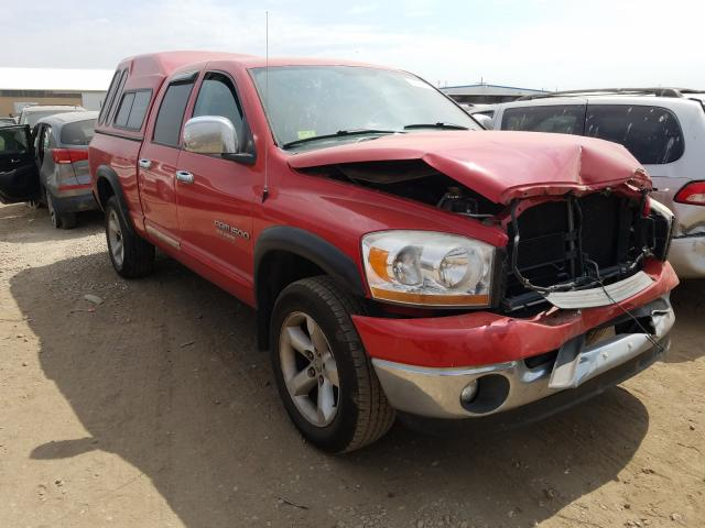 Vehiculos salvage en venta de Copart Brighton, CO: 2006 Dodge RAM 1500 S