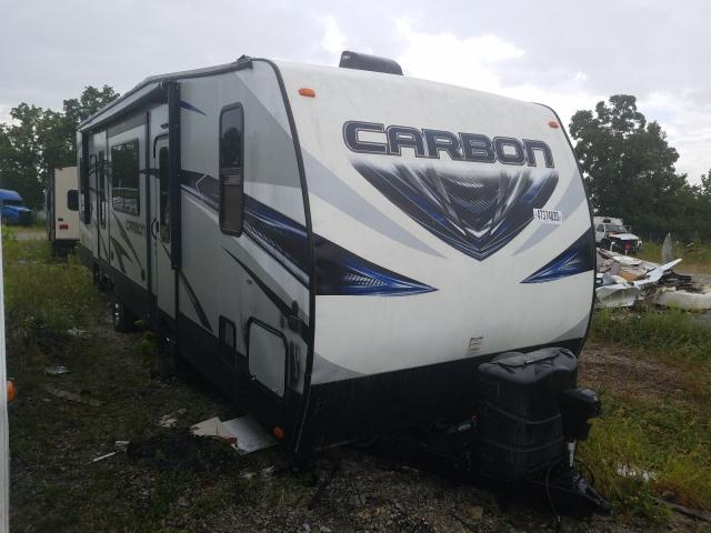 Keystone Carbon salvage cars for sale: 2016 Keystone Carbon
