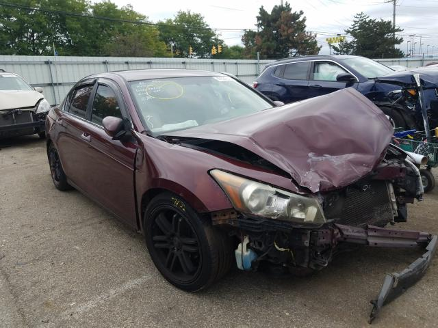 Salvage cars for sale from Copart Moraine, OH: 2010 Honda Accord LX