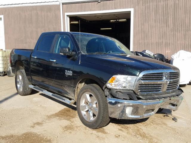Salvage cars for sale from Copart Billings, MT: 2016 Dodge RAM 1500 SLT