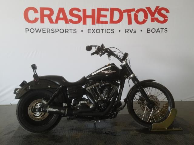 Salvage cars for sale from Copart San Diego, CA: 2007 Harley-Davidson FXD