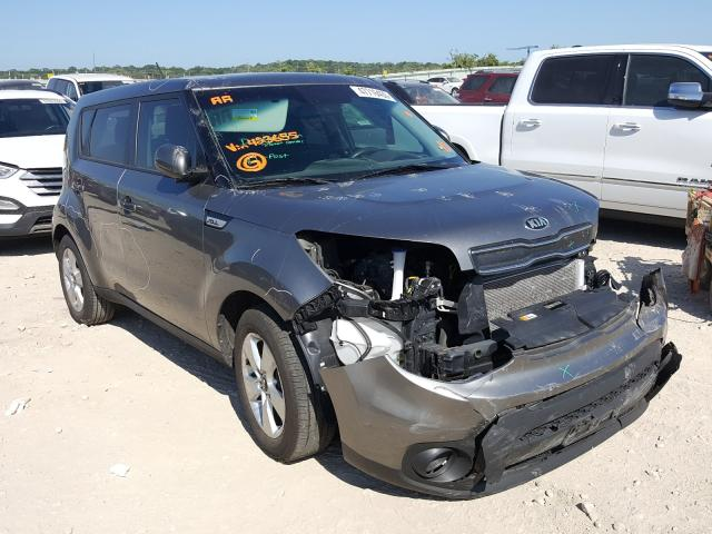 Salvage cars for sale from Copart Kansas City, KS: 2017 KIA Soul