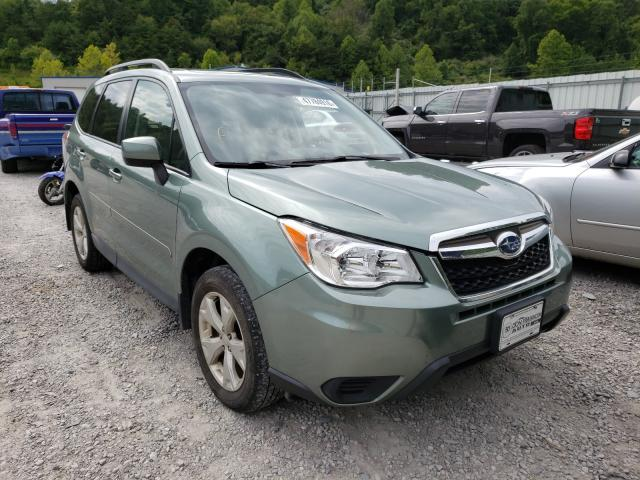 Subaru salvage cars for sale: 2016 Subaru Forester 2