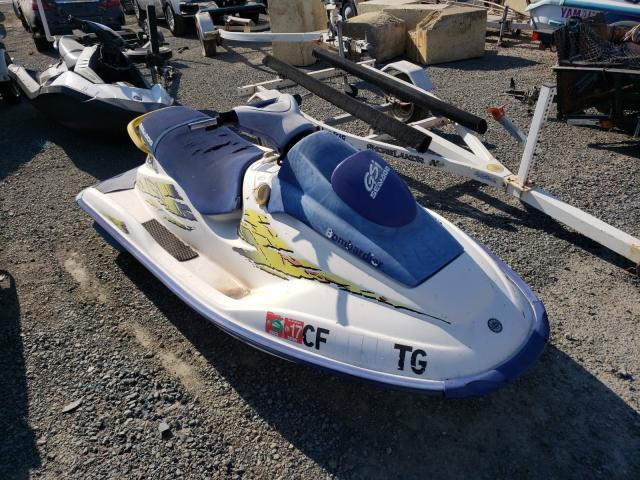 Salvage cars for sale from Copart San Diego, CA: 1997 Seadoo Boat
