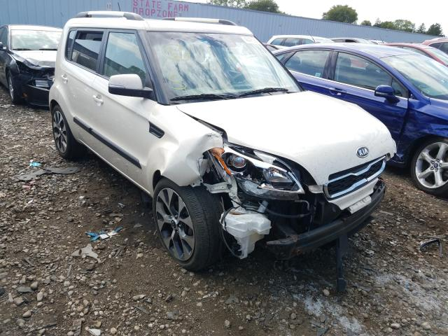 Salvage cars for sale from Copart Cudahy, WI: 2012 KIA Soul +