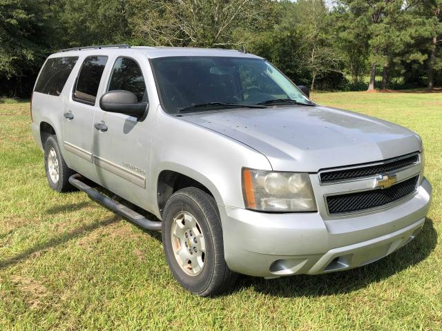 Chevrolet Suburban C salvage cars for sale: 2010 Chevrolet Suburban C