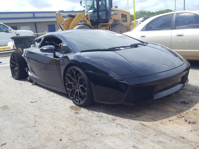 Lamborghini salvage cars for sale: 2004 Lamborghini Gallardo