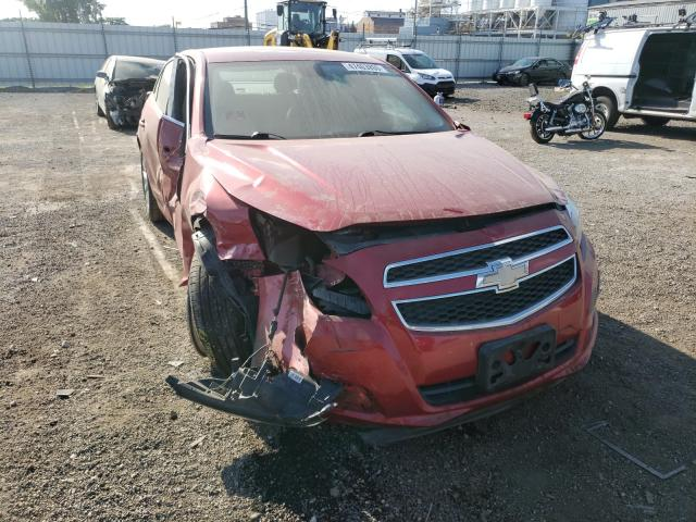 Salvage cars for sale at Chicago Heights, IL auction: 2013 Chevrolet Malibu 2LT