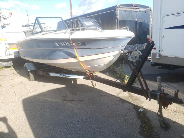 Boat Boat salvage cars for sale: 1984 Boat Boat