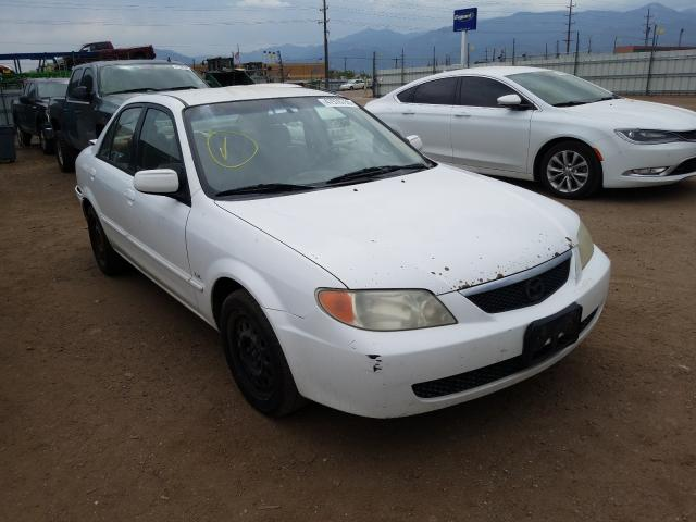 Mazda salvage cars for sale: 2002 Mazda Protege DX