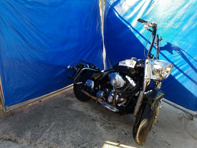 Salvage cars for sale from Copart Fort Pierce, FL: 2006 Harley-Davidson Flhrci