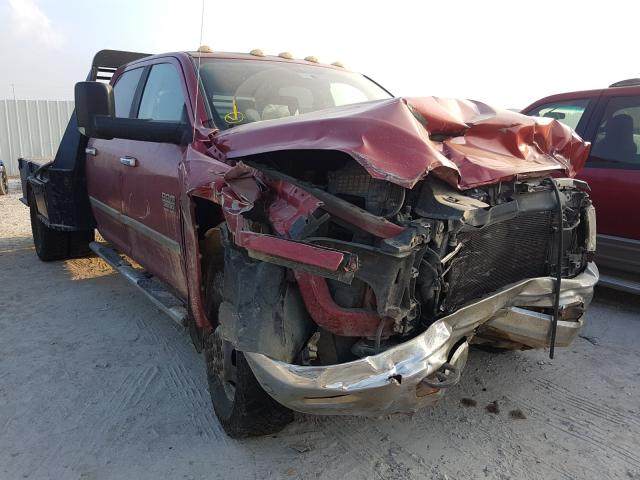 Salvage cars for sale from Copart Houston, TX: 2010 Dodge RAM 3500
