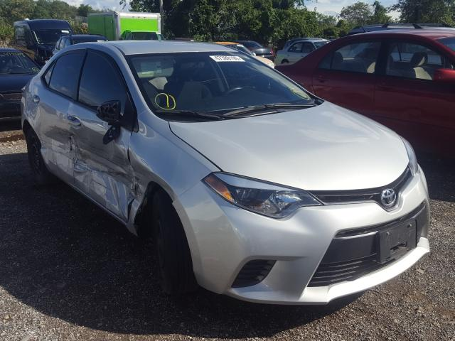 Salvage cars for sale from Copart Baltimore, MD: 2016 Toyota Corolla L