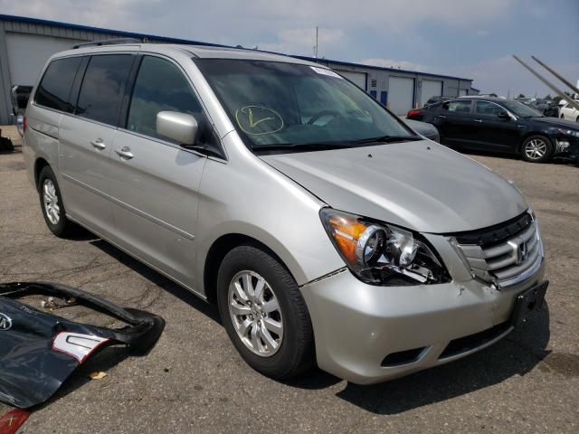 Salvage cars for sale from Copart Denver, CO: 2008 Honda Odyssey EX