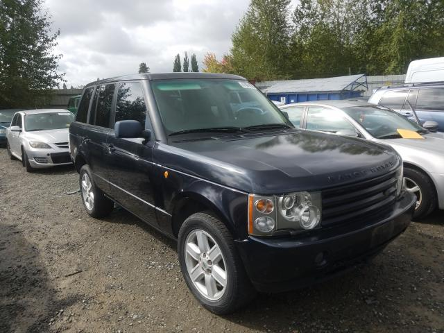 Land Rover salvage cars for sale: 2004 Land Rover Range Rover
