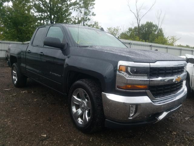 Salvage cars for sale from Copart Columbia Station, OH: 2017 Chevrolet Silverado