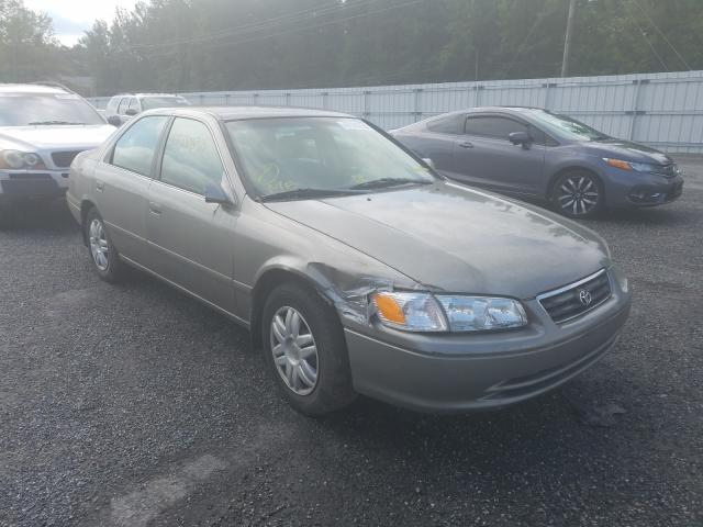 Salvage cars for sale from Copart Fredericksburg, VA: 2001 Toyota Camry CE