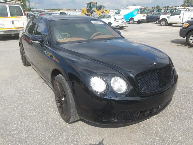 Bentley Continental salvage cars for sale: 2009 Bentley Continental