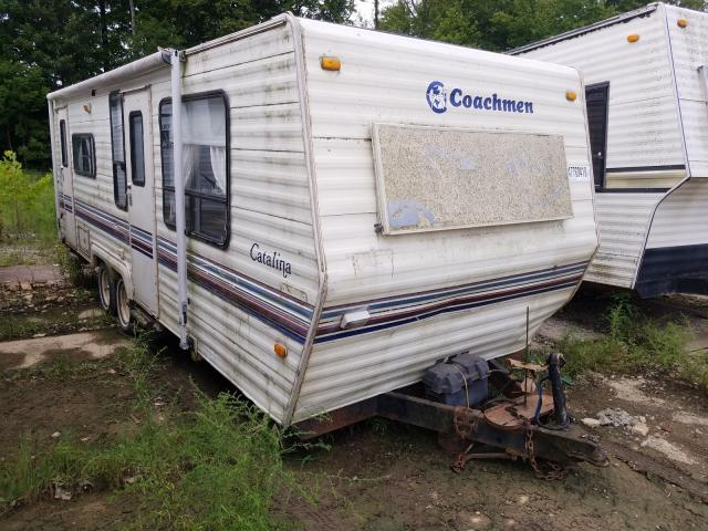 Coachmen Catalina salvage cars for sale: 1991 Coachmen Catalina