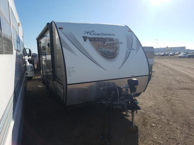 Coachmen Freedom salvage cars for sale: 2017 Coachmen Freedom