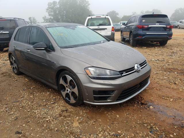 Vehiculos salvage en venta de Copart China Grove, NC: 2017 Volkswagen Golf R