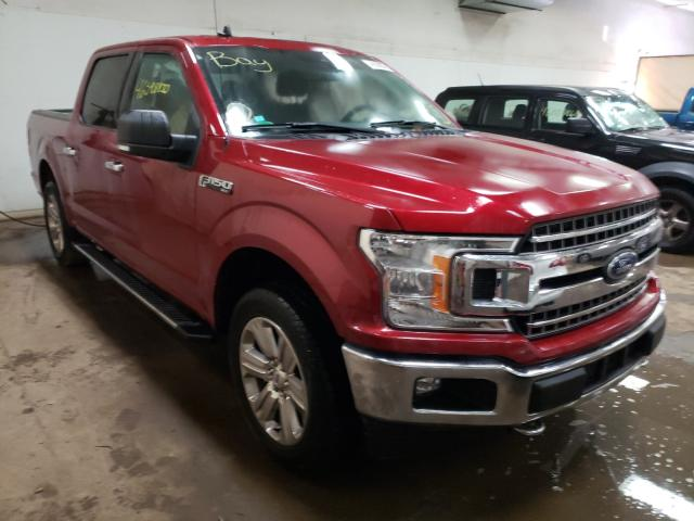 2019 FORD F150 SUPER 1FTEW1EPXKFA12902