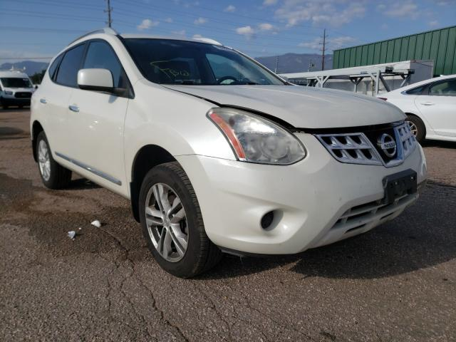 2013 Nissan Rogue S en venta en Colorado Springs, CO