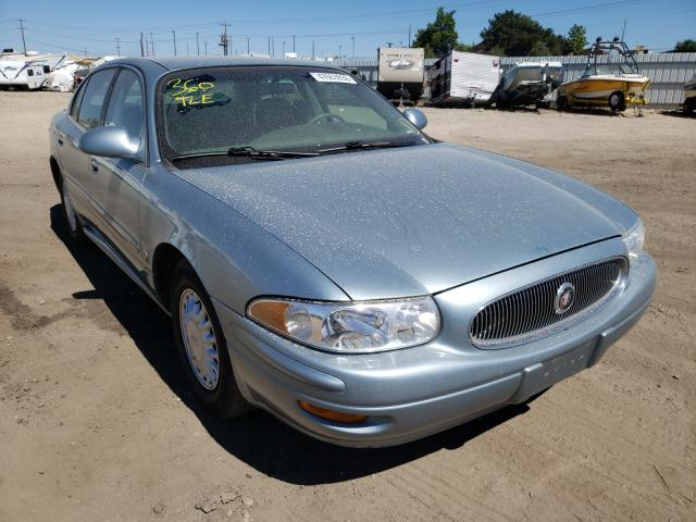 Buick Lesabre salvage cars for sale: 2003 Buick Lesabre