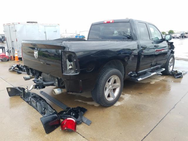 цена в сша 2012 Dodge Ram 1500 S 5.7L 1C6RD6FTXCS194326