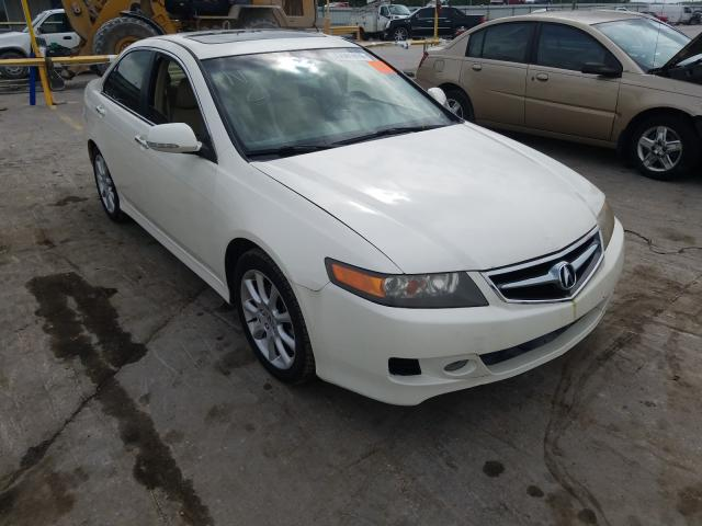 Acura salvage cars for sale: 2006 Acura TSX