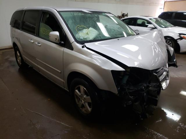 Dodge salvage cars for sale: 2008 Dodge Grand Caravan