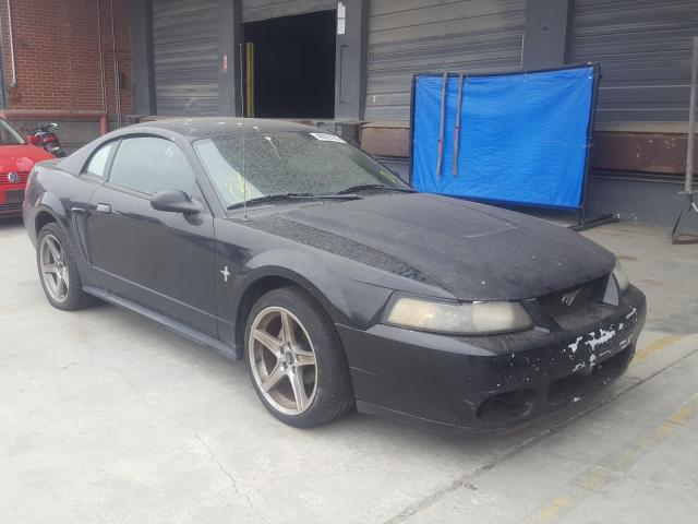 Salvage cars for sale from Copart Hayward, CA: 2003 Ford Mustang