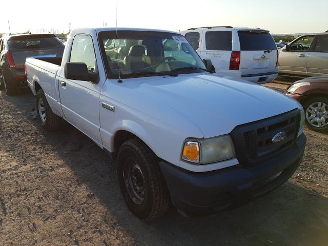 Ford Ranger salvage cars for sale: 2009 Ford Ranger