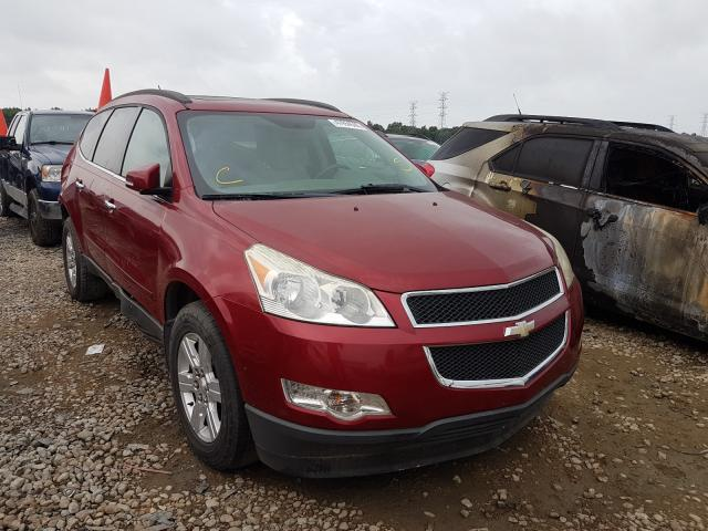 Salvage cars for sale from Copart Memphis, TN: 2012 Chevrolet Traverse L