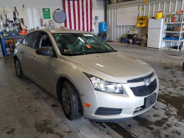 Salvage cars for sale from Copart Rogersville, MO: 2013 Chevrolet Cruze LS