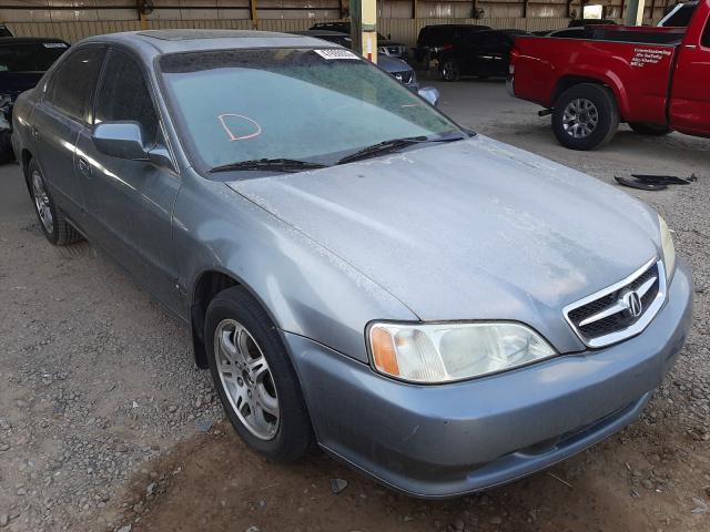 Acura salvage cars for sale: 2000 Acura 3.2TL