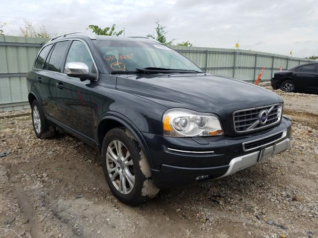 Volvo XC90 3.2 salvage cars for sale: 2013 Volvo XC90 3.2