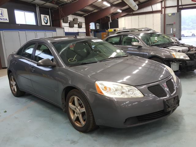 Pontiac G6 salvage cars for sale: 2008 Pontiac G6