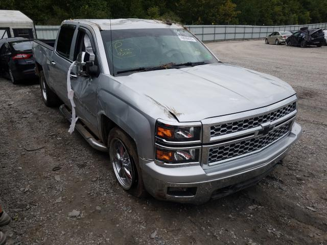 Salvage cars for sale from Copart Hurricane, WV: 2014 Chevrolet Silverado