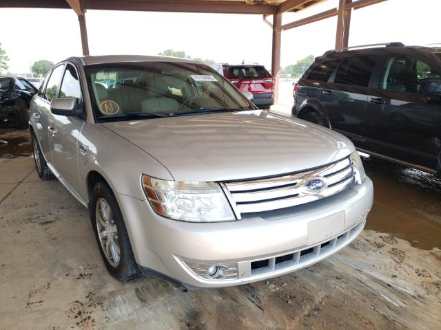 Ford Taurus SEL salvage cars for sale: 2008 Ford Taurus SEL