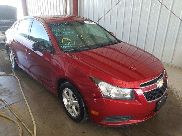Salvage cars for sale from Copart Helena, MT: 2012 Chevrolet Cruze LT