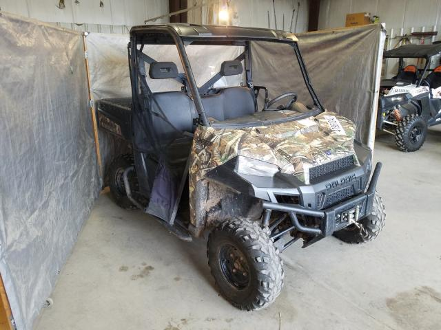 Salvage cars for sale from Copart Duryea, PA: 2017 Polaris Ranger XP