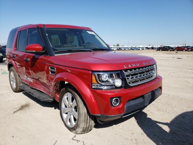 2016 Land Rover Lr4 Hse 3.0L, VIN: SALAG2V67GA792816