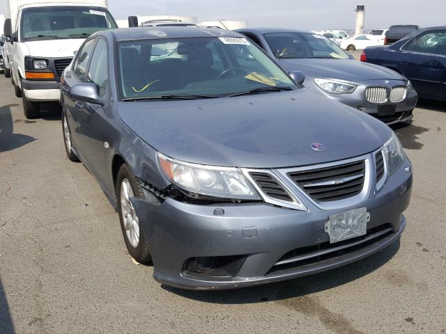 Saab salvage cars for sale: 2010 Saab 9-3 2.0T